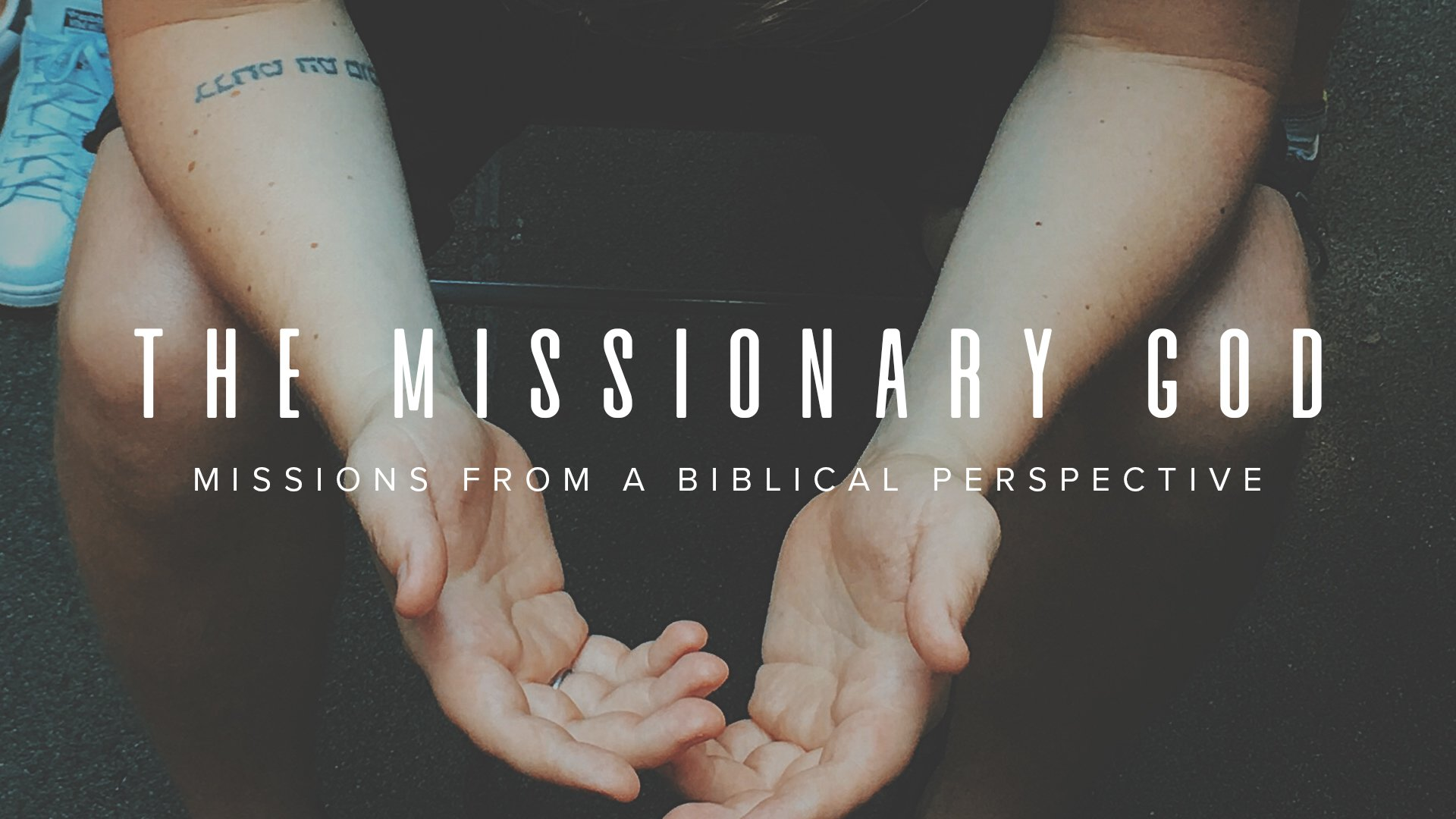 The Missionary God