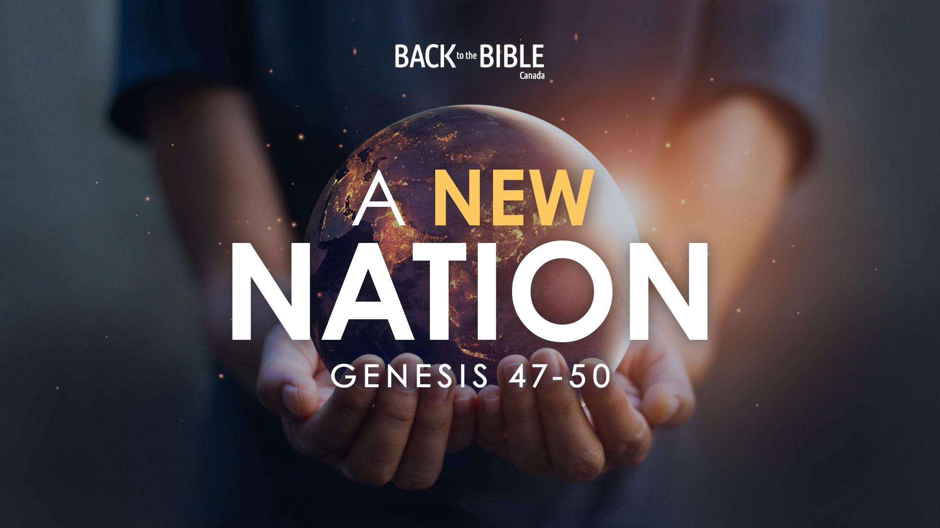 Genesis: He Made Me Human