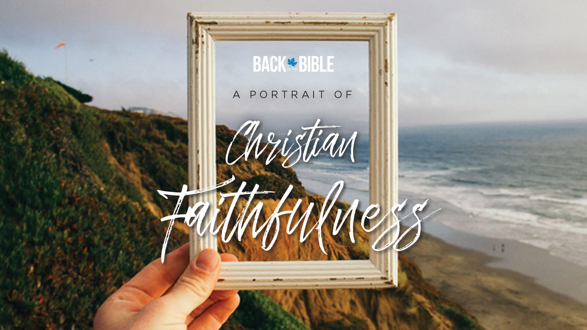 A Portrait of Christian Faithfulness by Dr. John Neufeld | Back to the Bible Canada