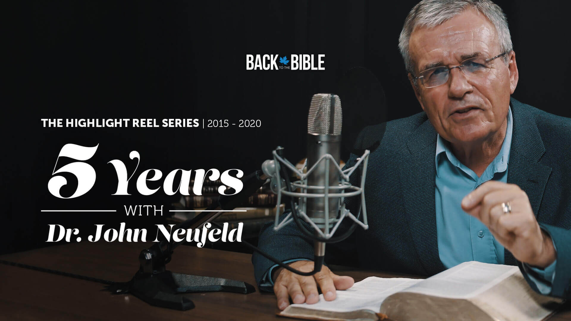 The Highlight Reel Series: 5 Years of Dr. John Neufeld