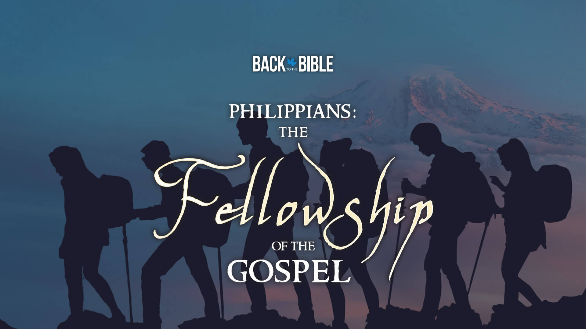 Philippians: The Fellowship of the Gospel | Back to the Bible Canada with Dr. John Neufeld