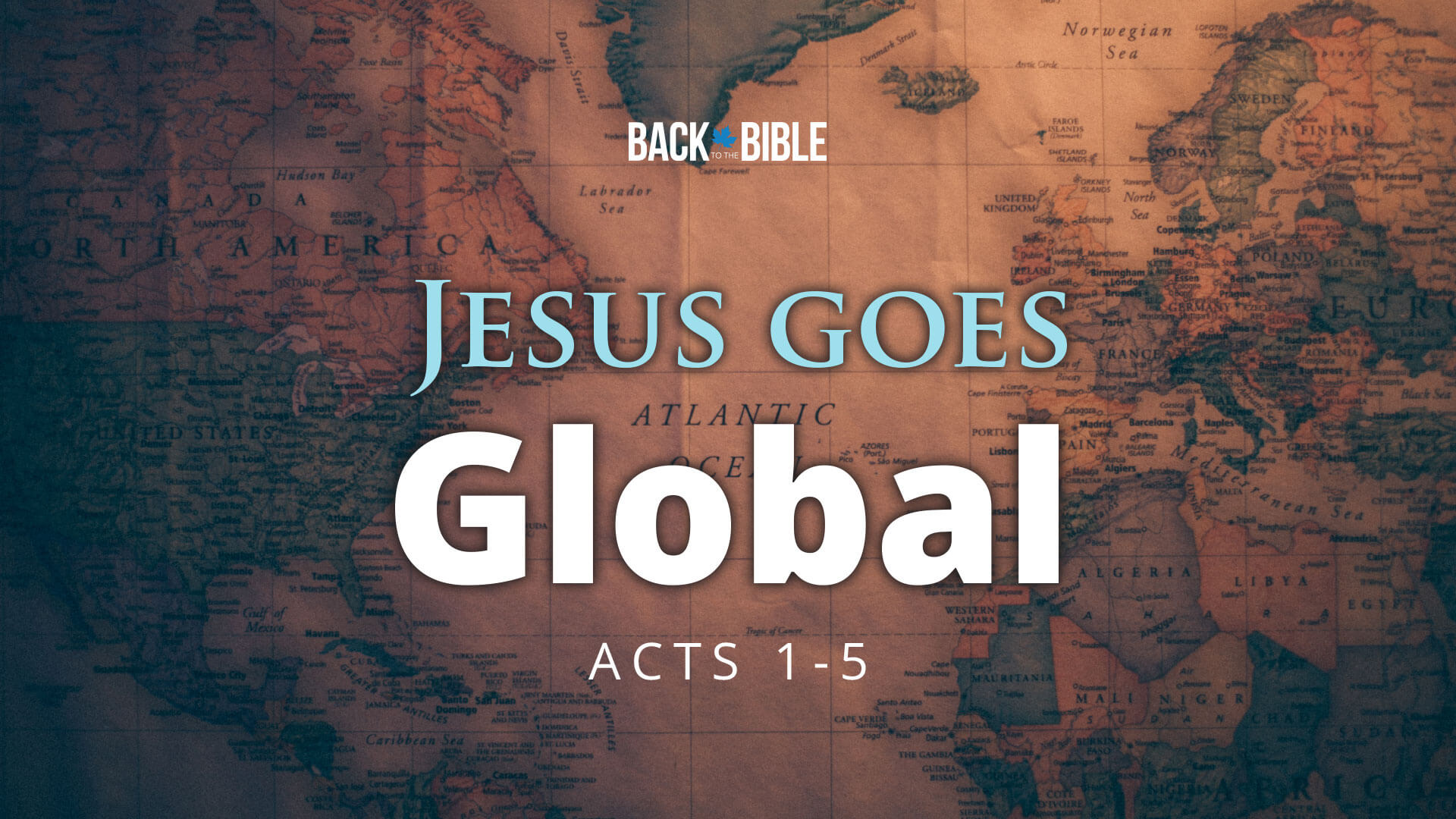 Jesus Goes Global
