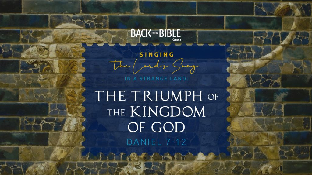 Singing the Lords Song in a Strange Land: The Triumph of the Kingdom of God