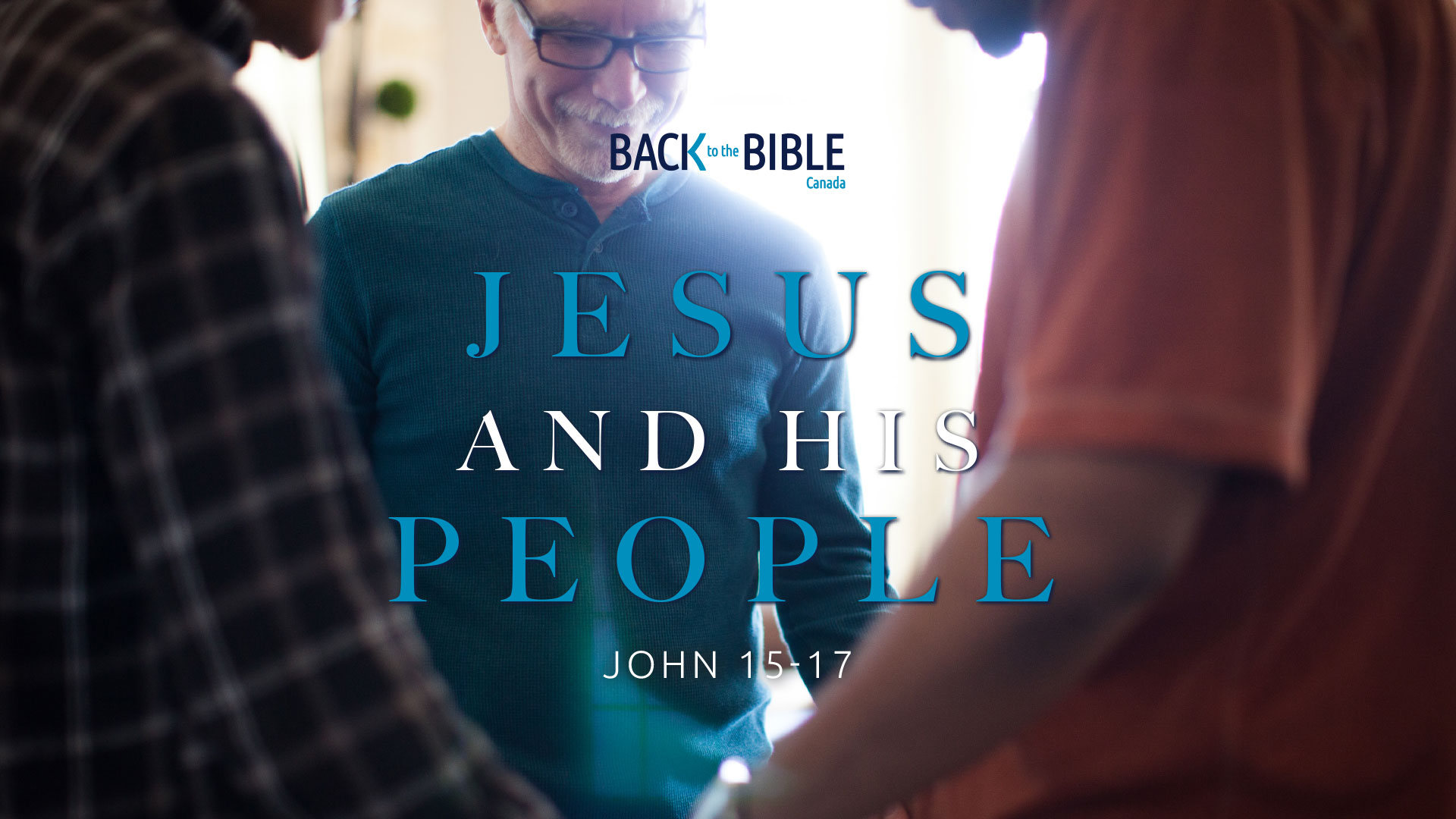 Jesus and His People