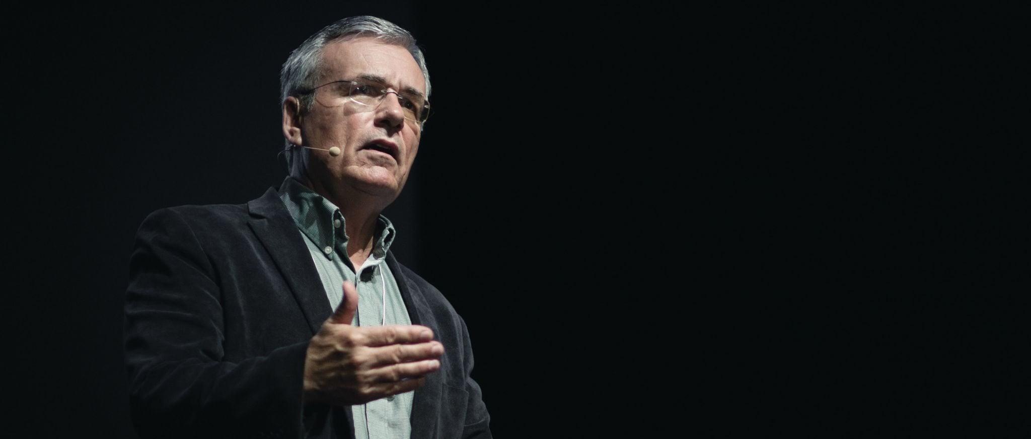Dr. John Neufeld   Bible teacher at Back to the Bible Canada