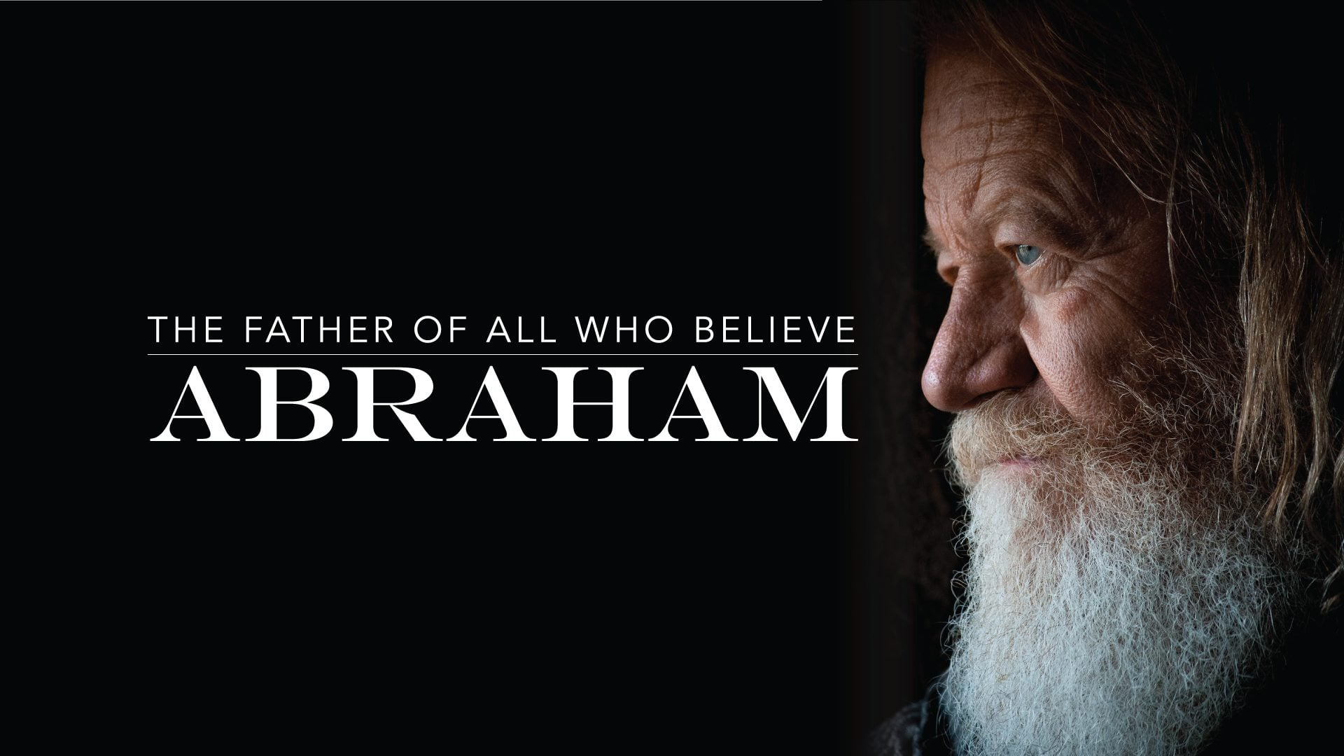 life and faith of abraham Jesus in the life of abraham – father of the faith by i gordon while this is the 'jesus in the life of' series, abraham, unfortunately isn't really a.