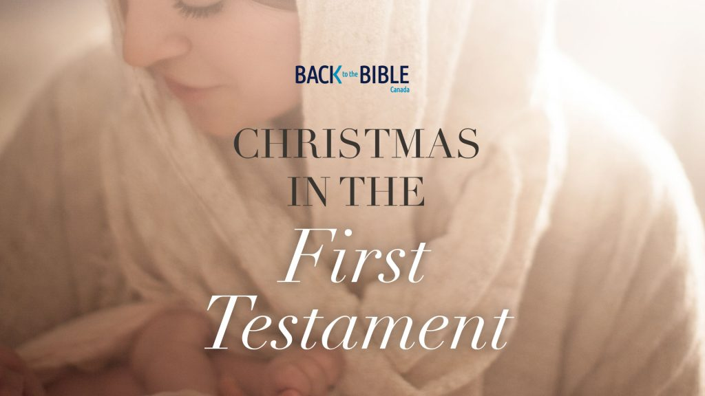 Christmas in the First Testament