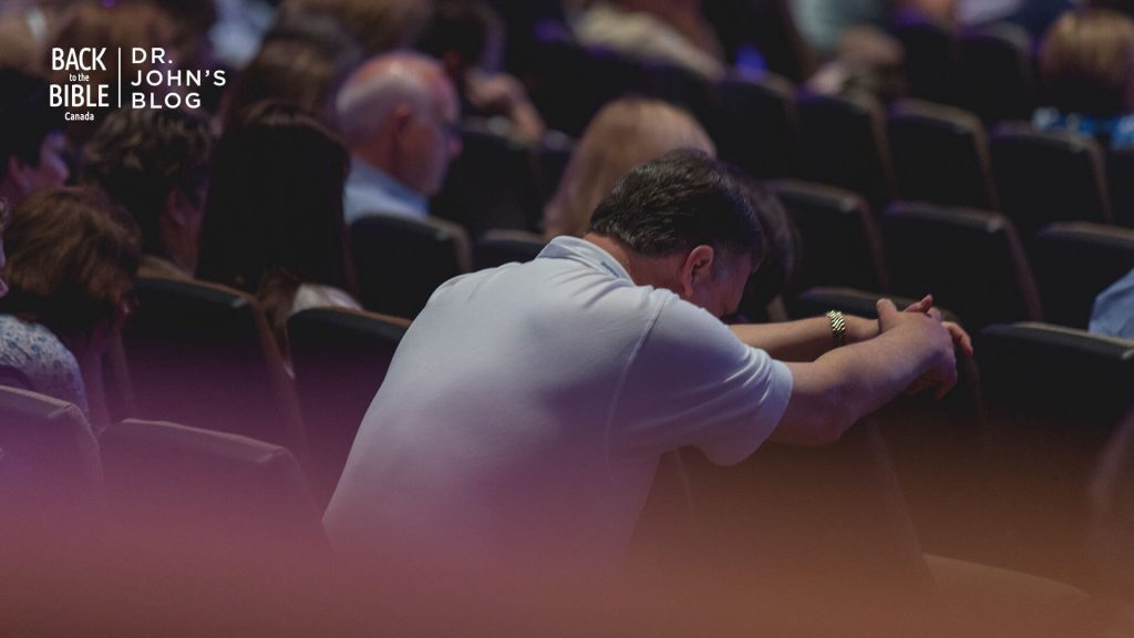 Corporate Worship and the Confession of Sins | Dr. John's Blog | Back to the Bible Canada