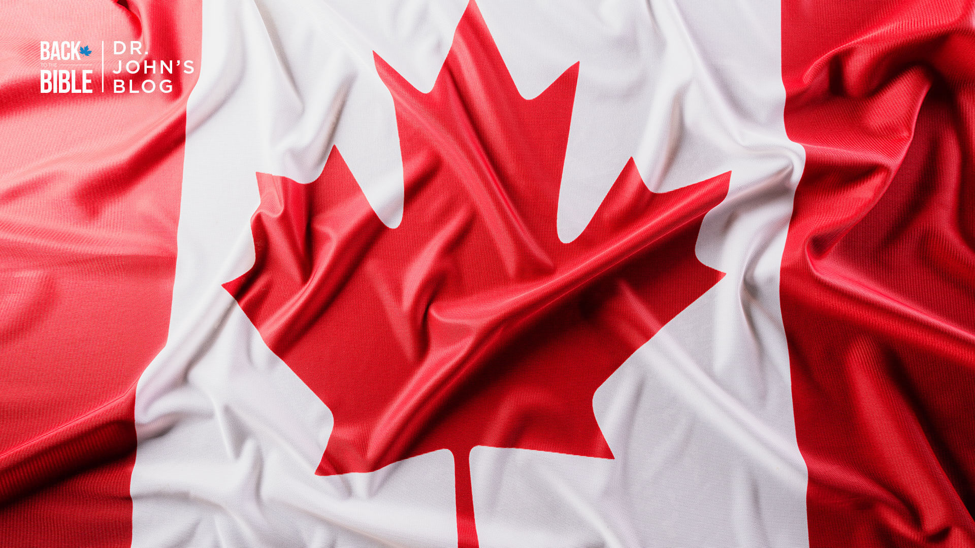 Reclaiming Canada for Christ by Dr. John Neufeld | Back to the Bible Canada