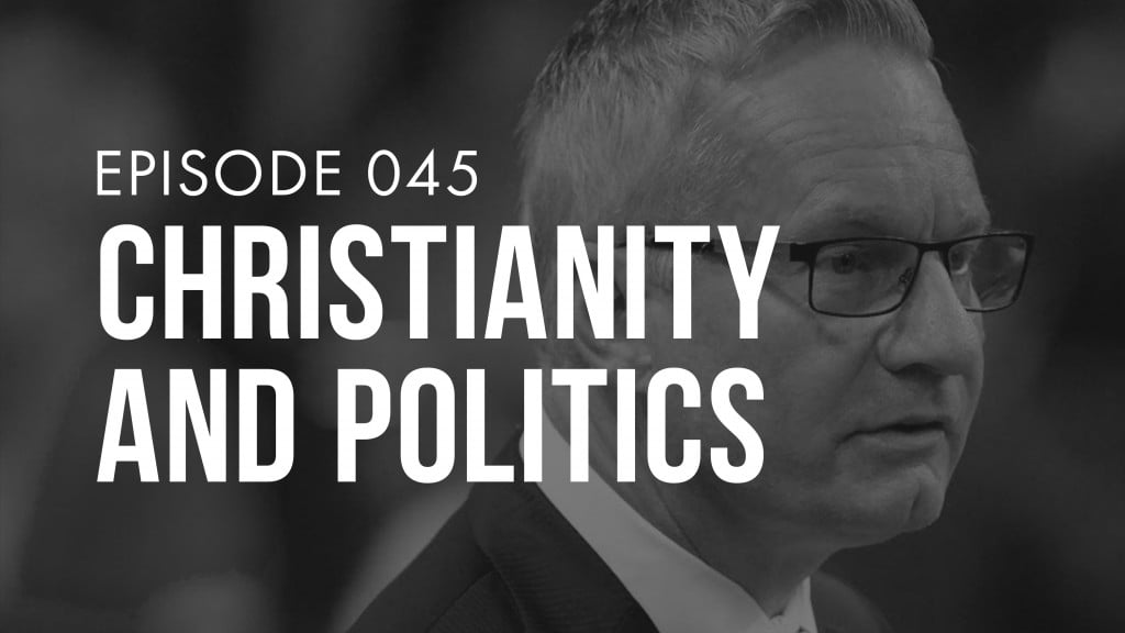 Ep. 045 | Christianity and Politics with Ed Fast, MP | TRUTH + LIFE Today Show