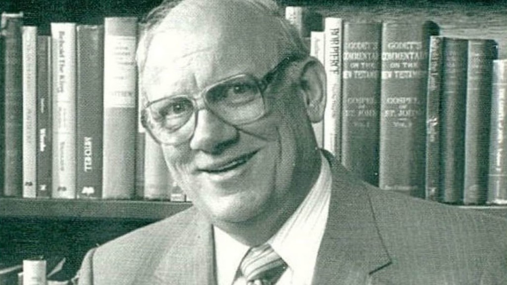 In Honour of Warren Wiersbe (1929-2019) | Back to the Bible Canada