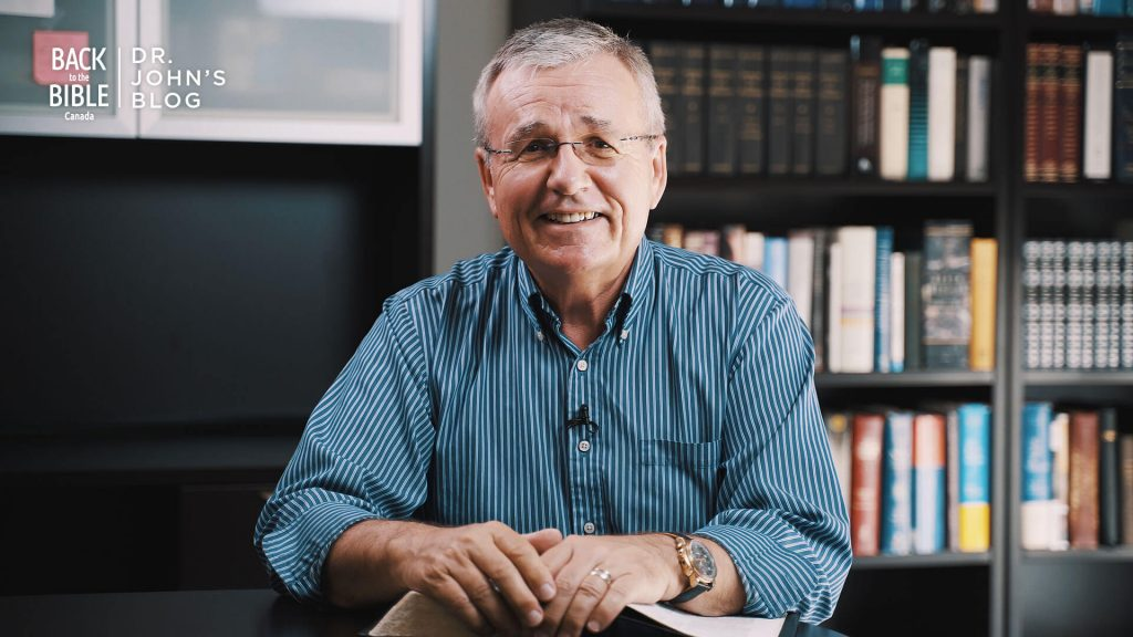 """Why Do You Teach the Bible?"" by Dr. John Neufeld 