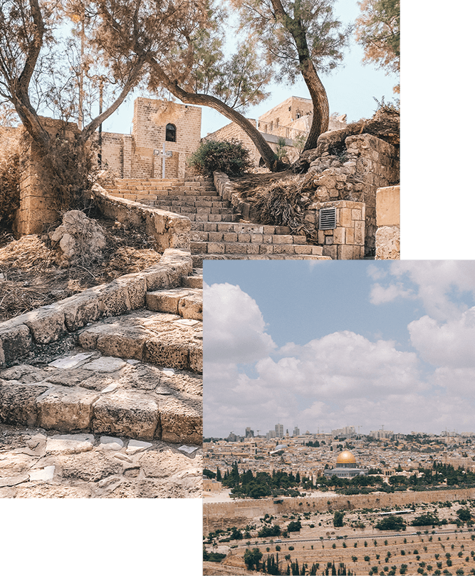 The Israel Experience 2021 | Back to the Bible Canada