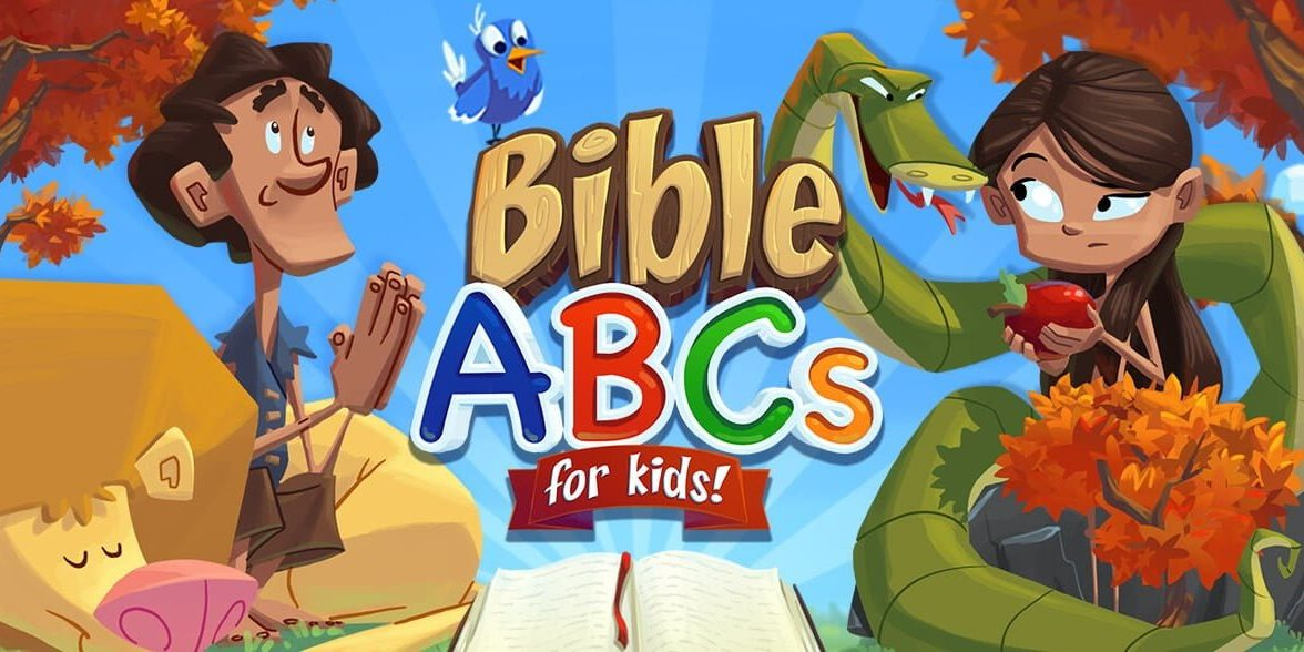 Kids Bible teaching apps by Back to the Bible Kids
