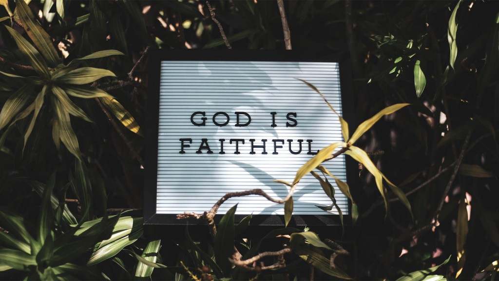 Faithful Until Eternity (Part 1) by Dr. John Neufeld - Back to the Bible Canada