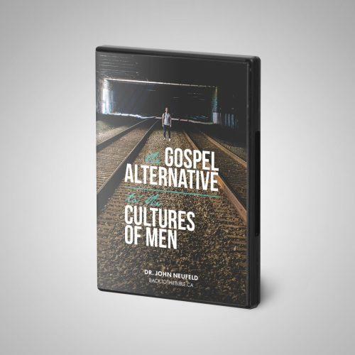 gospel-alternative-to-the-cultures-of-men