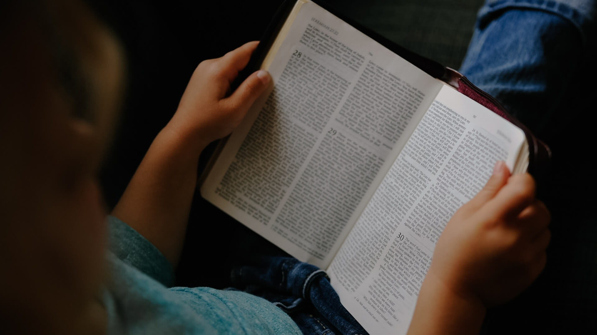 How to Read the Bible Well by Dr. John Neufeld of Back to the bible Canada