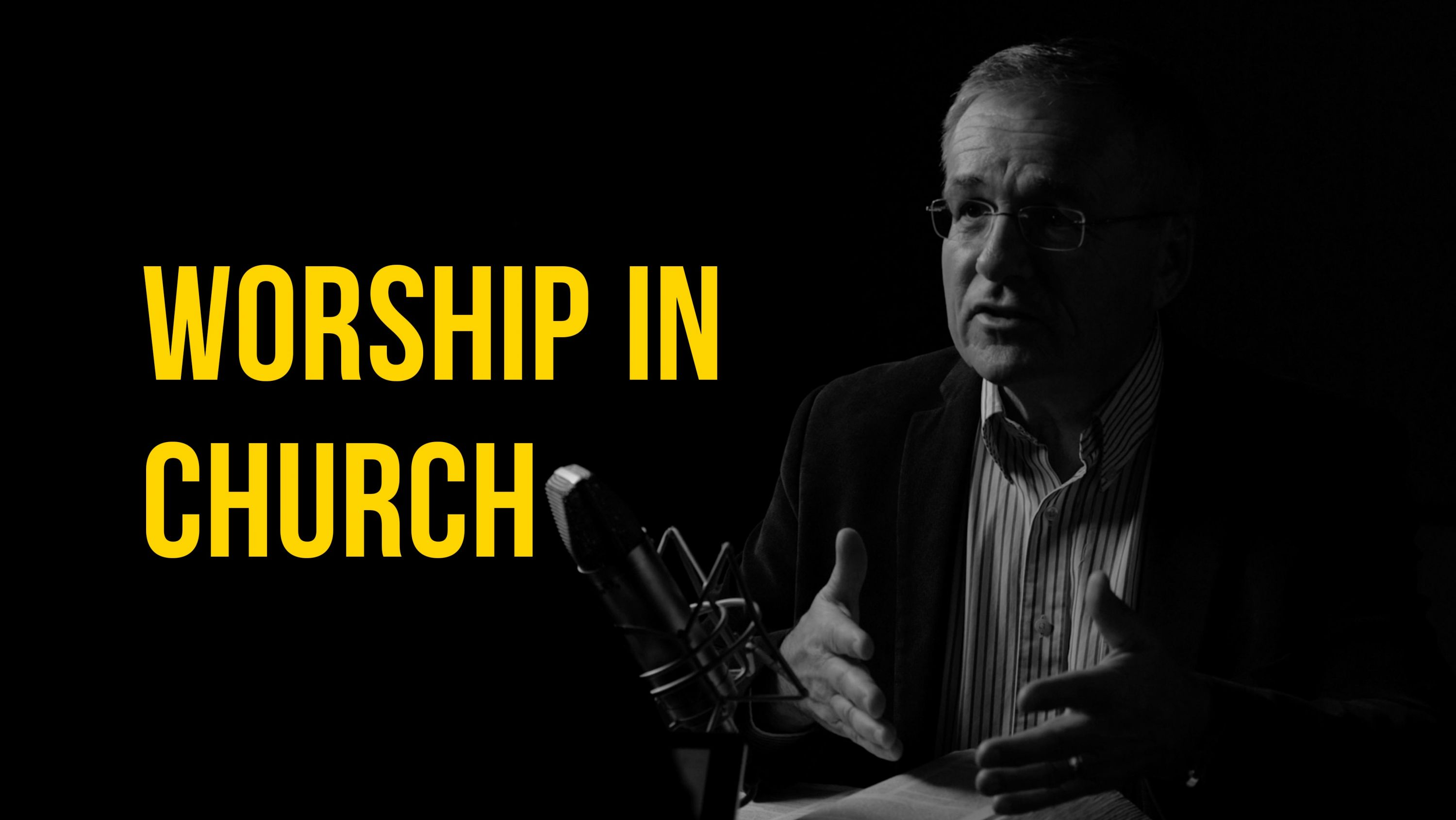 Truth + Life Today | Worship in Church?