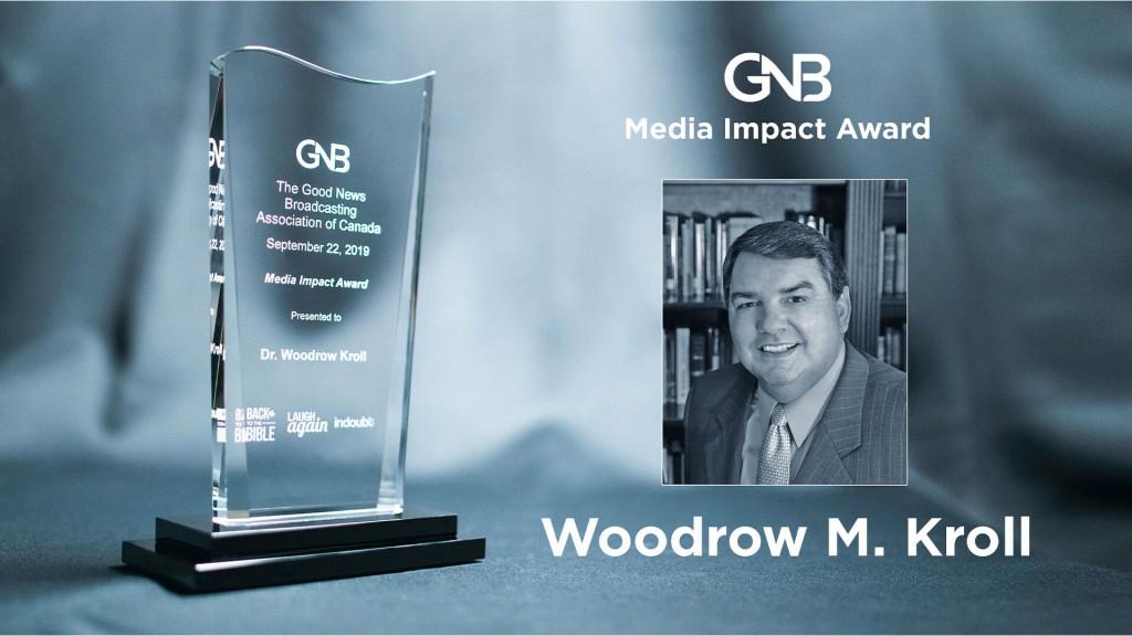 Woodrow Kroll Award